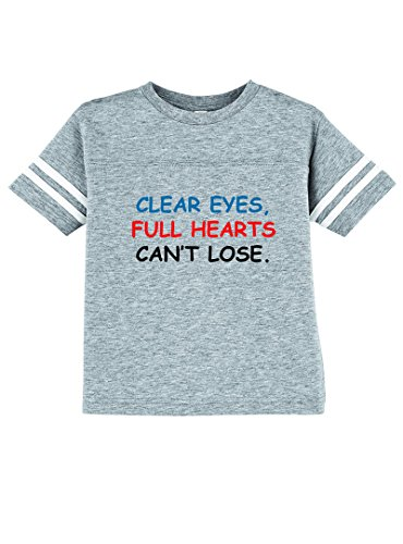 clear-eyes-full-hearts-cant-lose-toddler-football-jersey-t-shirt-tee-sports-gray-2t