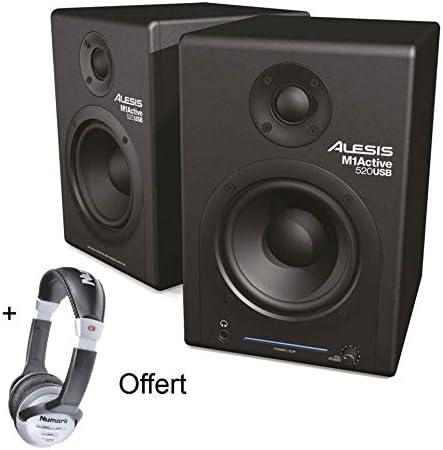 Alesis Monitor One Active 520 USB - Pack de altavoces para ...