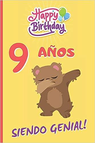 9 AÑOS SIENDO GENIAL!: REGALO DE CUMPLEAÑOS ORIGINAL Y ...