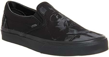 Vans Classic Slip-On Star Wars Darkside/Darth Vader VN-0XG8EX9 Mens 6.5