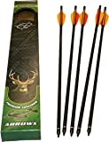 5 pack - 20'' Headhunter Arrows w/ Field Pt