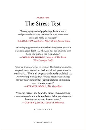 The Stress Test: How Pressure Can Make You Stronger and Sharper ...