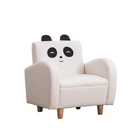 Amazon.com: LIUYONGJUN Childrens Sofa, Cartoon Panda PU ...