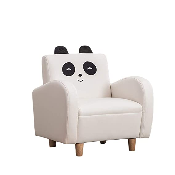 Amazon.com: LIUYONGJUN Childrens Sofa, Cartoon Panda PU ...