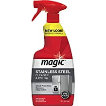 Magic Stainless Steel Cleaner Spray, 24 fl oz