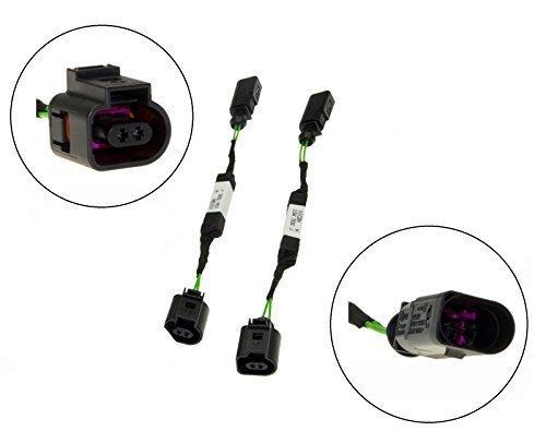 Adapter-Universe/® LED Kennzeichenbeleuchtung Adapter Kabel CanBus Lastwiderstand