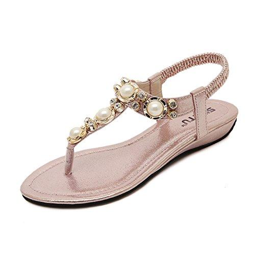 Metal Baby Girl Sandals - 2