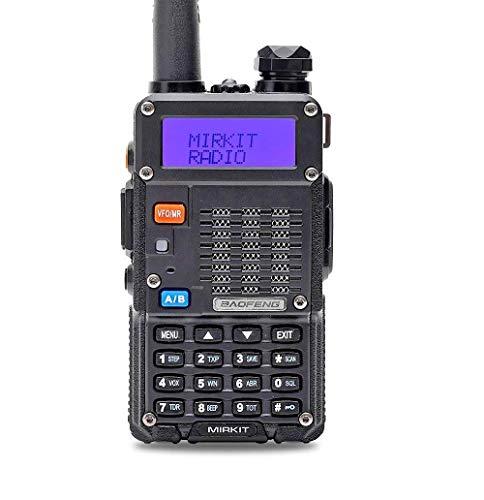 Mirkit Radio UV-5R MK3 5W 2019 1800 mAh Li-Ion Battery Pack Mirkit Edition