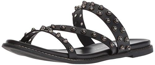 Laundry Women's Smooth smooth Sandal Black Slide Silverlake Chinese Black d5YwqP