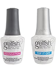 Gelish Dynamic Duo Soak-Off Gel Nail Polish - Foundation...