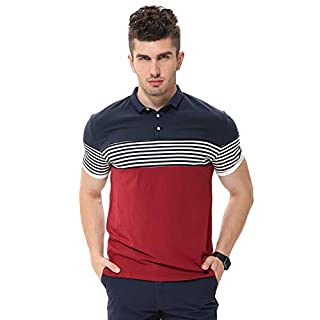 41uJQiK3LtL. SS320 fanideaz Men's Regular Fit Polos