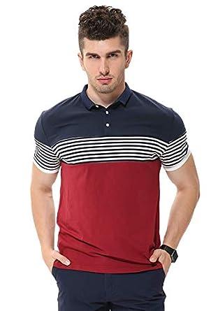 fanideaz Men's Regular Fit Polos