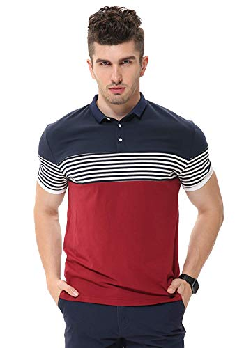 41uJQiK3LtL fanideaz Men's Regular Fit Polos