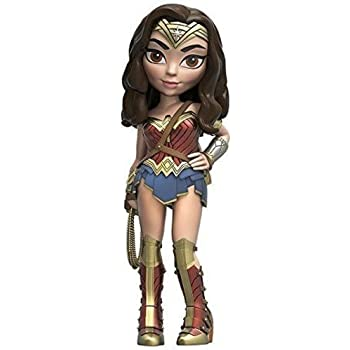 Funko Rock Candy Wonder Woman Amazon Outfit DC Movie Vinyl Collectible NEW