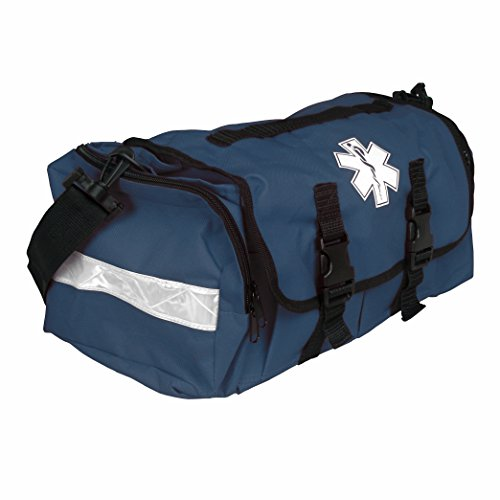 Dixigear First Responder On Call Trauma Bag W/Reflectors (Navy)