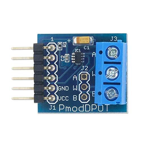 Digital Potentiometer Digilent Pmod DPOT