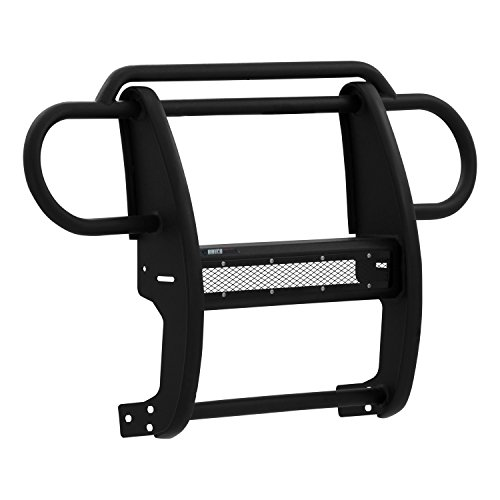 ARIES P1050 Pro Series Jeep Textured Black Steel Grille Guard