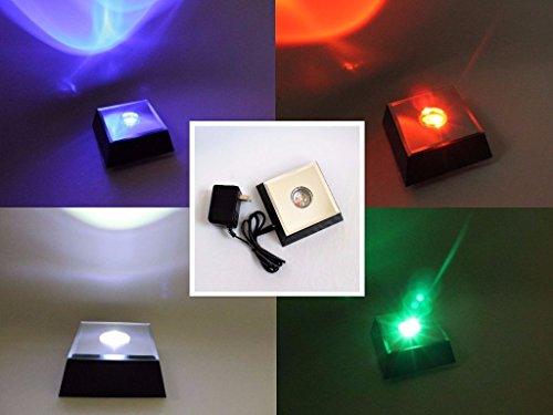 Led Light Base Square in Florida - 1