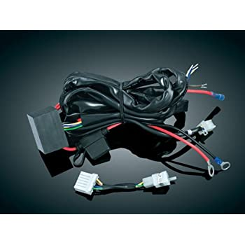 41uJUEWLcaL._SL500_AC_SS350_ amazon com kuryakyn 7671 universal trailer wiring relay harness Universal Wiring Harness Diagram at couponss.co