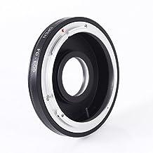 FOTGA Adapter For FD FL to Canon EOS EF 5D 7D 6D 760D 750D 650D 600D 1200D with Glass