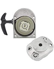 MAGT Pieza de Motor de Bicicleta, DIY Accssory Pull-Hand Pull-Start Extractor de Mano para 50CC 60CC 80CC Pieza de Repuesto de Motor de Bicicleta