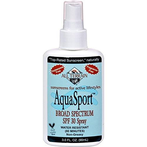 All Terrain AquaSport SPF 30 Spray - 3 fl oz