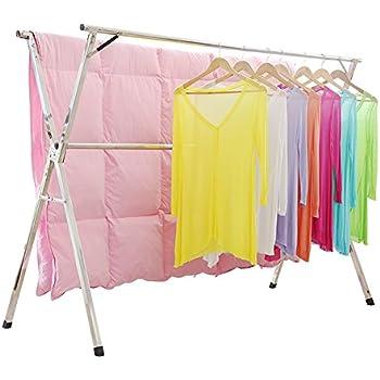 Amazon Com Clothes Line Pole 8 X 4 Go Green Home