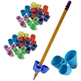 The Pencil Grip Writing CLAW for Pencils and Utensils, Small Size, 12 Count Assorted Colors (TPG-21112) by The Pencil Grip