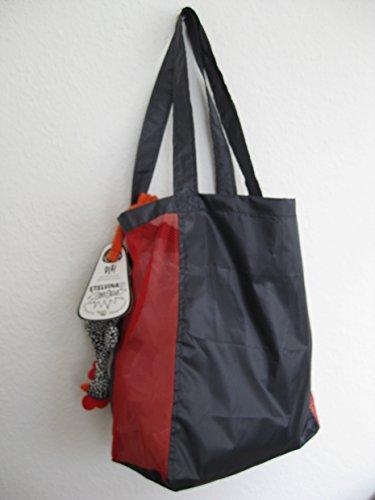 Etelvina Big Bag Tasche Einkaufstasche Einkaufsnetz Beutel kleines Huhn mit Tasche für Einkauf
