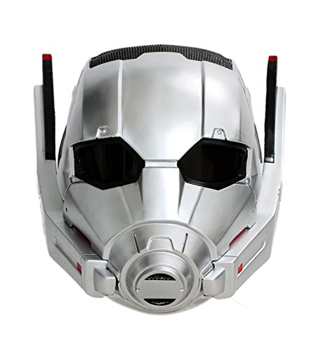 XCOSER Mans Ant Helmet Mask Costume Props for Halloween -