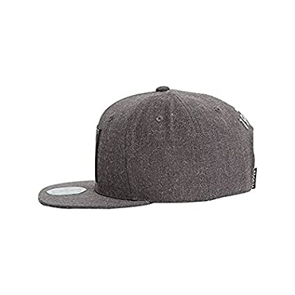 Premier Men s X Flipper Good Vibes Snapback Baseball Cap Free Size  Charcoal  Amazon.co.uk  Clothing 0c16325bfa19