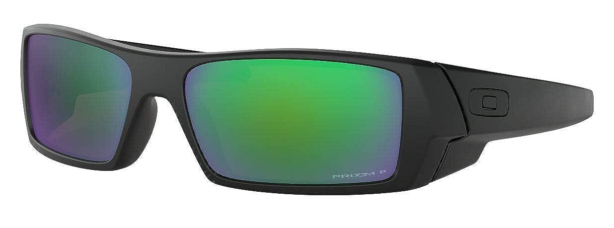 3543623fdf Amazon.com  Oakley SI Matte Black (frame) - Prizm Maritime Polarized (lens)  OO9014-4760  Clothing