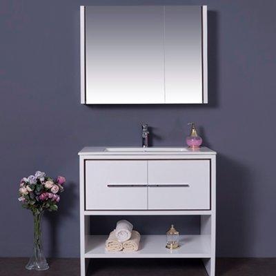 32' Single Bathroom Vanity (TRUVA 32'' Single Bathroom Vanity)