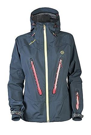 Women Ternua yugal al aire libre chaqueta/1642493-9937 chaqueta de invierno para mujer