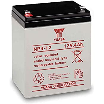 Amazon Com Mighty Max Battery 12v 18ah Sla Replacement Battery For