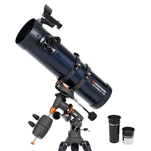 Celestron 31045 AstroMaster 130 EQ Reflector Telescope Celestron