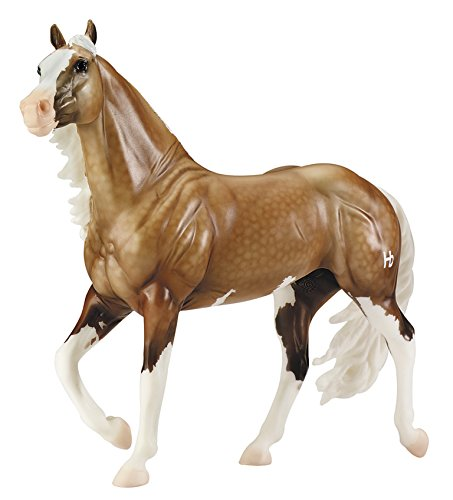 Breyer Traditional Big Chex to Cash Horse Toy Model
