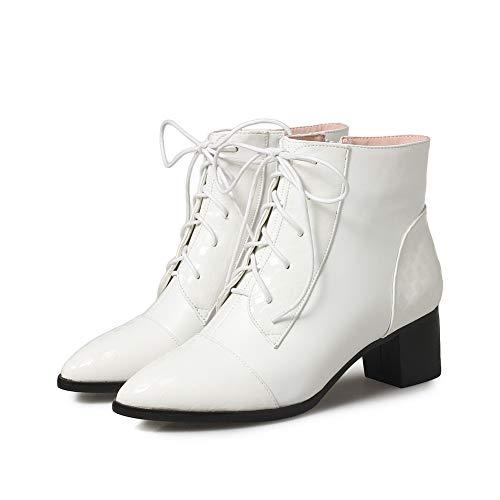 36 Eu Compensées Femme Sandales Blanc Blanc Abl11792 5 Balamasa YxO8wFqF