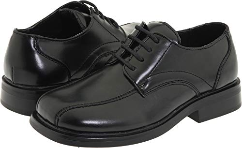Deer Stags Gabe Lace-Up Dress Shoe (Toddler/Little Kid/Big Kid),Black,12.5 M US Little Kid