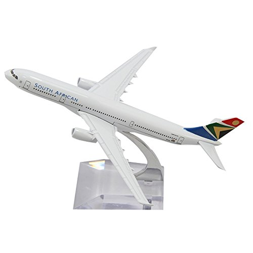 - Aohang A330 SOUTH AFRICAN Metal Alloy Airplane Model Plane Toy Airways Plane Model