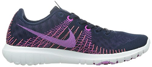 Obsidiana fucsia flash Flex Furia zapatillas de deporte Obsidian/Fuchsia Flash/Mulberry/Fuchsia Glow