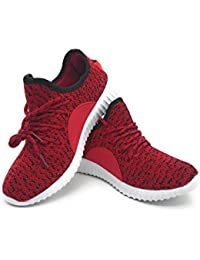 EASY21 Women Casual Fashion Sneakers Breathable Athletic Sports Light Weight Shoes