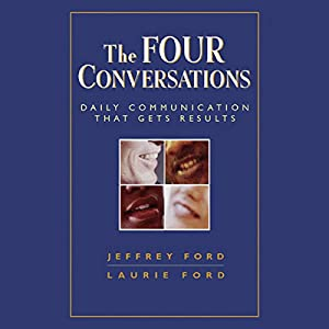The Four Conversations Hörbuch