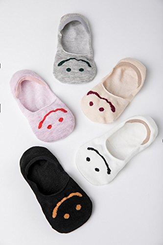 【即納&大特価】 Genericのグループを5つのペアのソックスレディースガールズLadyソックス浅い口スリップ夏の薄いセクションコットンソックスInvisible Socks Socks B01N6OWSKV B01N6OWSKV, 餅つき臼と杵製造販売のけやきの森:28b6d381 --- domaska.lt