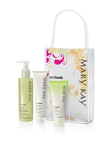 Mary Kay LTD. ED. Body Care Honeydew Satin Hands Pampering Set