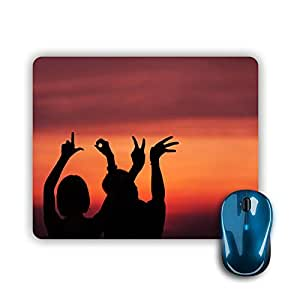 Designer Mousepad Nature Unique Mouse Pads Computer Supplies And Accessories by runtopwell