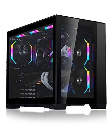 Lian-Li Case O11D Mini -X Mid Tower Black 2x2.5 2x3.5 ATX/ Micro-ATX/ Mini-ITX Retail