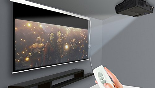 Premium Home Theater Projector By FAVI - Ultra Bright LED LCD - HD 720p Native Resolution - 4K Support - Built-In Speakers - Model No. RIOHDLED4T-US2 by FAVI (Image #6)