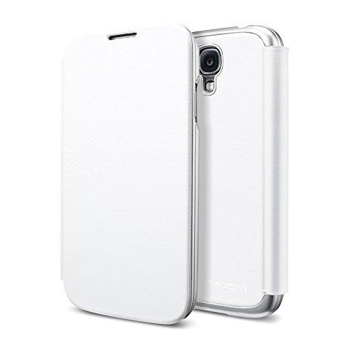 Spigen SGP10269 funda para teléfono móvil - fundas para teléfonos móviles Metálico, Color blanco