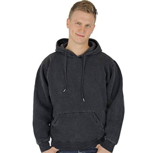 100 Cotton Hooded Sweatshirt - 6